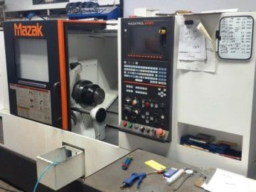 2013 Mazak Quick Turn Smart 250M