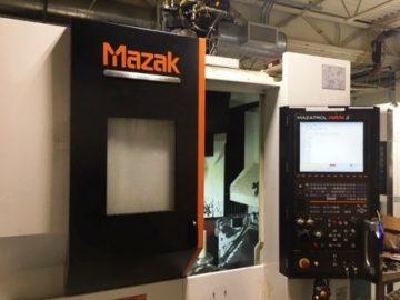 2013 Mazak VCU 400/5X