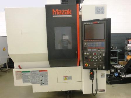 Used 2013 Mazak VCU 400/5X