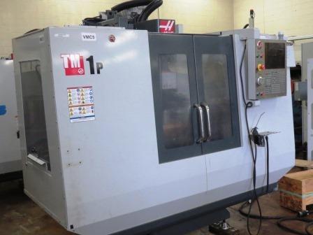 Used 2015 Haas TM-1P