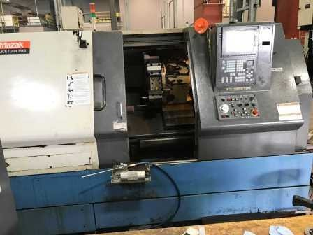 Used 1999 Mazak Quick Turn 35XS