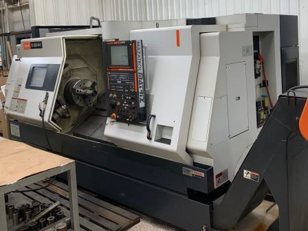 Used 2007 Mazak Quick Turn Nexus 400