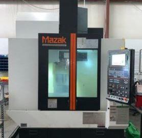 2013 Mazak VCS 430A
