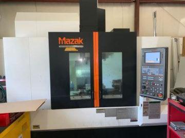 2013 Mazak VCS 530C