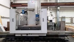 2013 SNK BP 130-3.0 Horizontal Boring Mill (5 Axis)