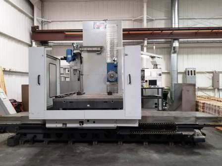 used 2013 SNK BP 130-3.0 horizontal boring mill