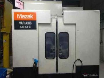 2008 Mazak Variaxis 630-5X