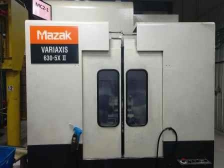 Used 2008 Mazak Variaxis 630-5X