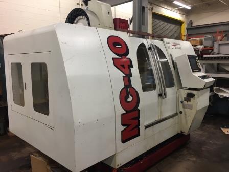 Used 2005 Fryer MC-40