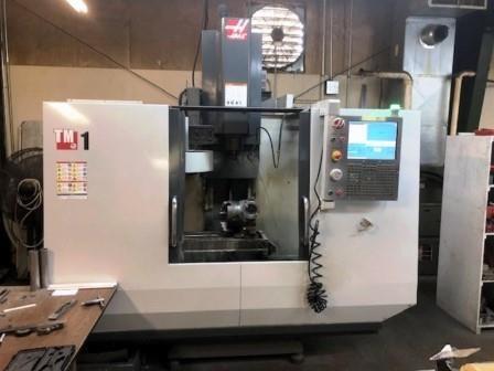 Used 2011 Haas TM-1