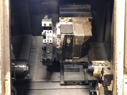 Used 2002 Okuma Captain L370