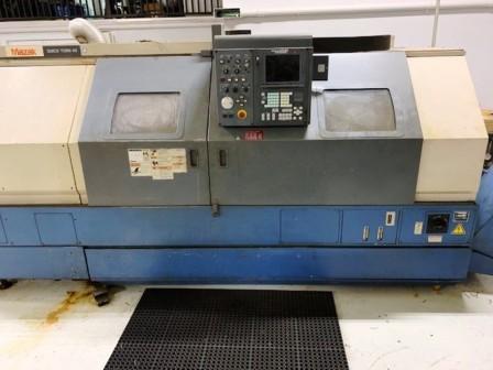 Used 2001 Mazak Quick Turn 40 (QT-40)