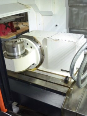 Used 2013 Mazak VCN Compact 5 Axis