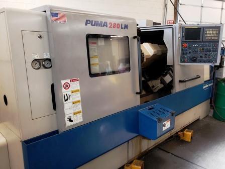 Used 2006 Doosan Puma 280LM