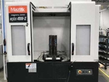 2010 Mazak HCN-4000II