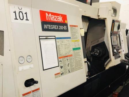 Used 2004 Mazak Integrex 200IIIS