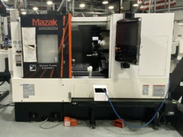 2017 Mazak Quick Turn 200MSY