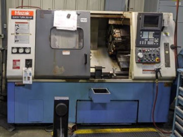 1998 Mazak Quick Turn 250HP