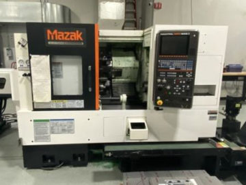 2014 Mazak Quick Turn Nexus 200MSYII