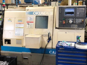 2002 Okuma Captain L370