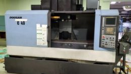 Multi-Million Dollar Machine Shop Liquidation