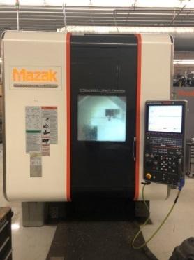 Used 2013 Mazak Variaxis i600