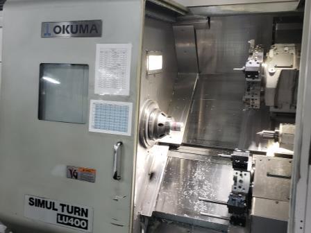 Used 2005 Okuma LU400