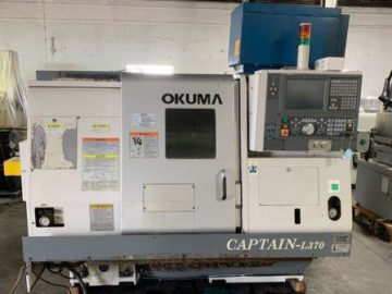 2006 Okuma Captain L370