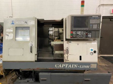 2007 Okuma Captain L370M