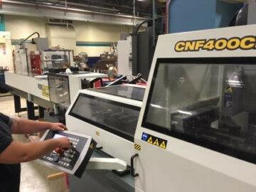 2017 Hydmech CNF400CNC