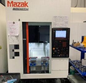 2017 Mazak Primos 400SG