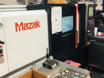 2015 Mazak Quick Turn Universal 250MS