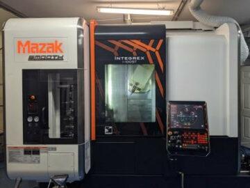 2017 Mazak Integrex i100ST