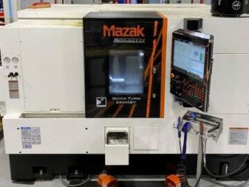 2018 Mazak Quick Turn 250MSY